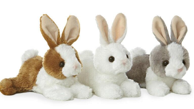 """8"""" Bunny Plush"""