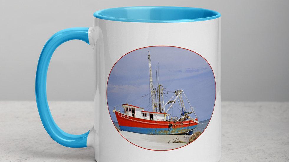 Donna Kay Shipwreck Mug