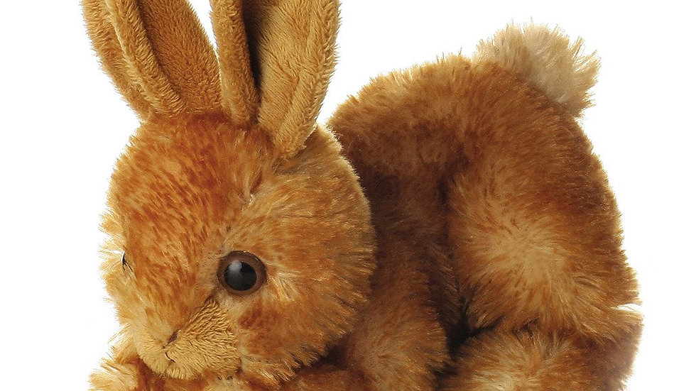 Brown Bunny Plush