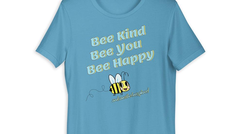 Bee Kind Bee You Bee Happy Tee