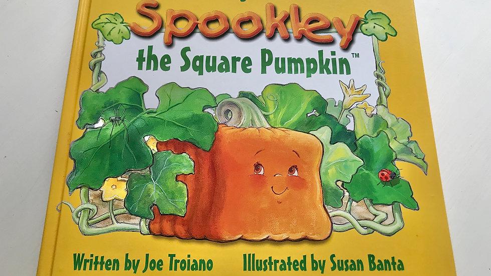 Spookley Hardback Book