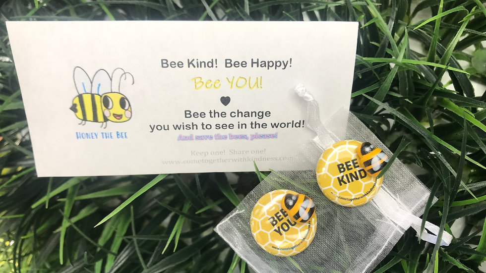 Bee Mini Kits - Party Favors