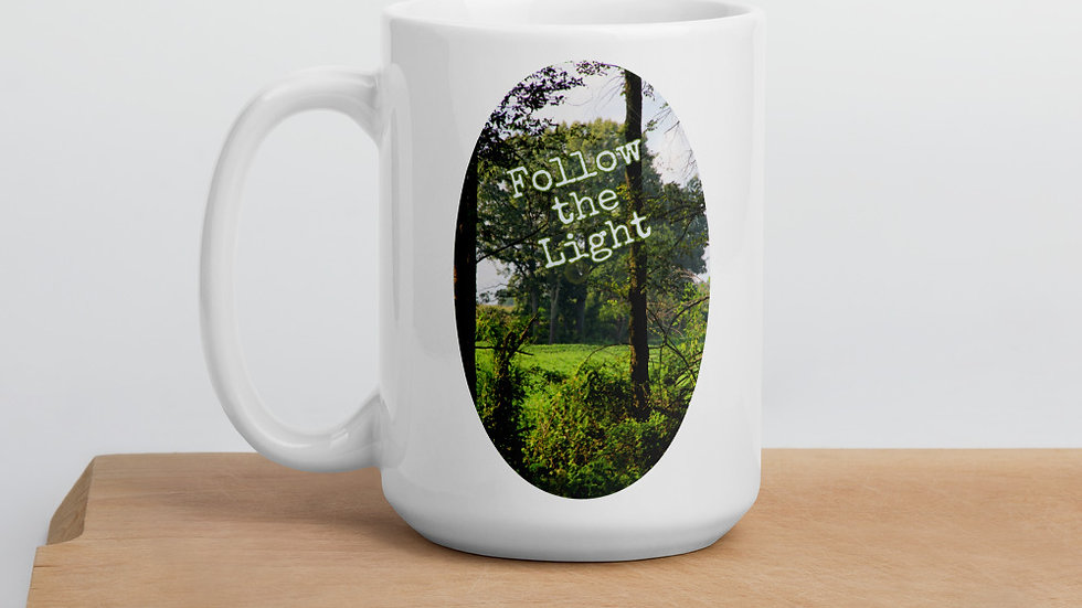Follow the Light Mug