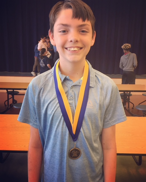 Dakota - Medallion Recipient