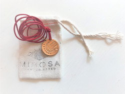Courage to be Kind Medallion