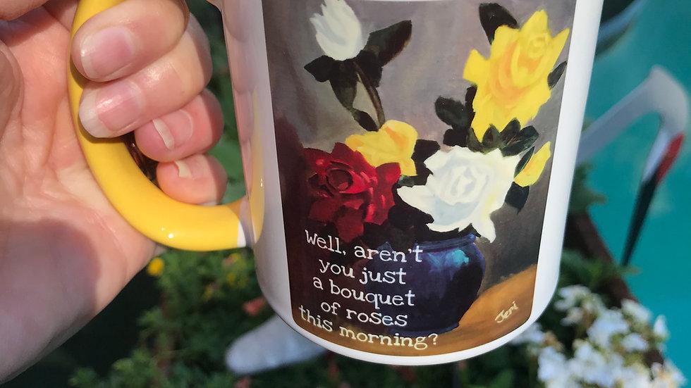 Bouquet of Roses Mug