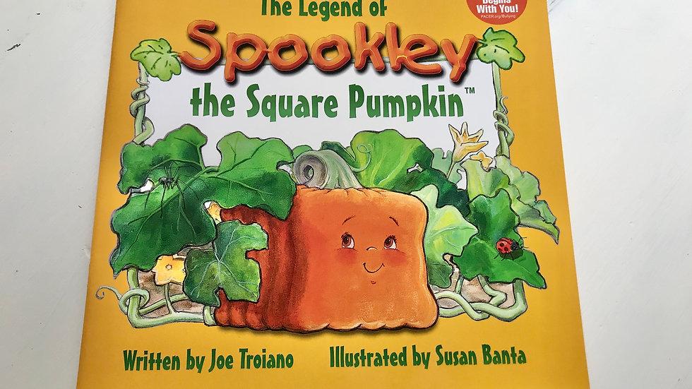 Spookley Paperback Book