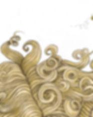 Curly Q Drew