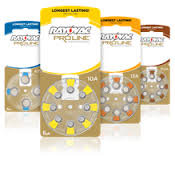 Hearing Aid Battery Special (3 - 8 packs)