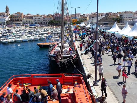El festival marítim Palamós Terra de Mar trasllada la seva 14a edició a l'any vinent