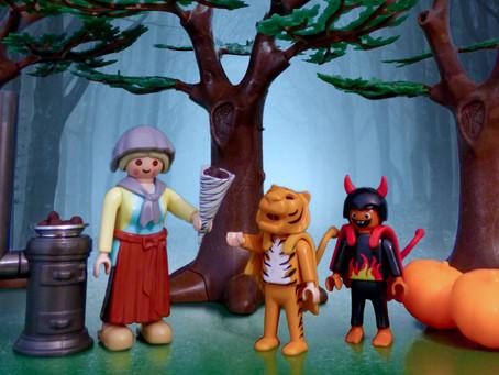 Primera fira de Playmobil de Castell d'aro el llarg cap de setmana 1, 2 i 3 de novembre amb diorames