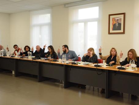 El Ple de Calonge i Sant Antoni aprova per unanimitat donar suport al dret a morir dignament