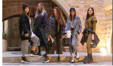 La 18a edició de la desfiladad'Ingrid Moda al cinema Montgrí