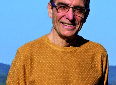 Mor Miquel Puig, cap de llista d'En Comú a Palafrugell
