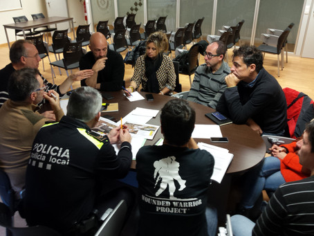 L'Ajuntament de Palamós posa en fase d'alerta els seus serveis amb motiu del temporal de llevant