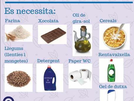 Un any més, el Gran Recapte d'Aliments torna a Palafrugell