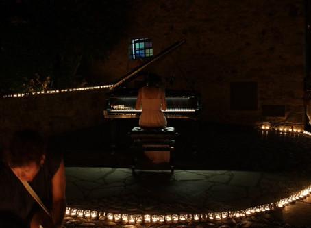 Pals celebra amb èxit la IV Nit d'Espelmes