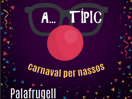 La Tustarrada, al Carnaval A-Típic 2020