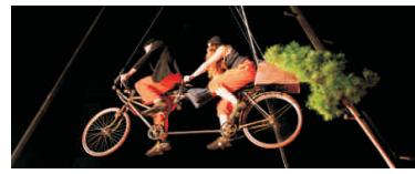 La XXVI Fira de Circ al Carrer de La Bisbal