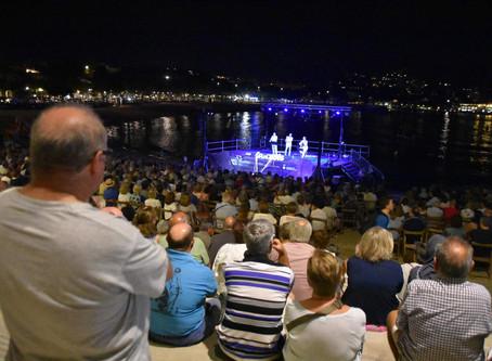 Multitudinària assistència amb més de 2.000 persones a la 25a edició de la Mostra de Cançó de Tavern