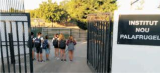 El nou curs escolar, marcat per les mesures anti Covid-19