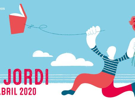 Palamós proposa tot un seguit d'activitats virtuals per apoder celebrar Sant Jordi des de casa