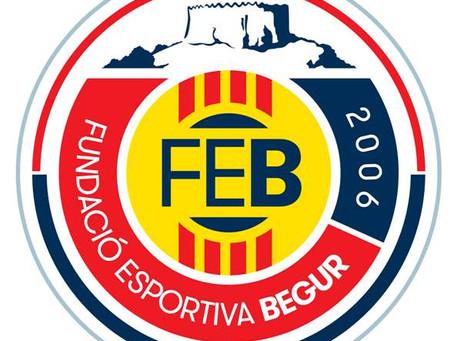 El Pavelló Municipal de Begur acull una nova jornada d'Escoleta Futbol 5