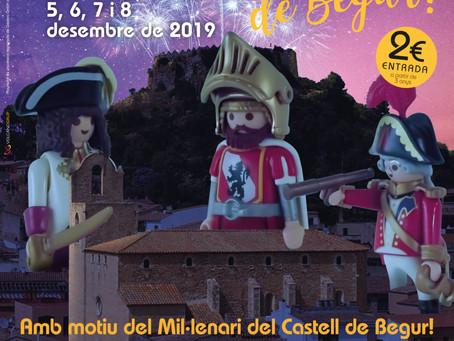 La III Fira de Playmobil homenatjarà el mil·lenari del Castell de Begur