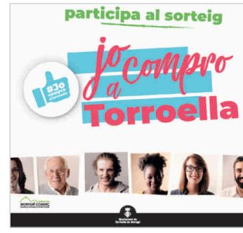 Arrenca la campanya #JocomproaTorroella