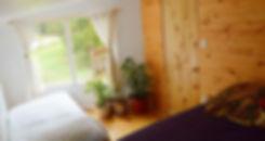 Lodge, hostal B&B, alojamiento, valle cochamo