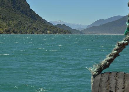 lago tagua tagua, puelo, cochamó