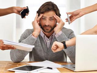 ¿Sientes que estas estresado todo el tiempo y no sabes que hacer?