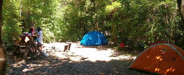 camping cochamo