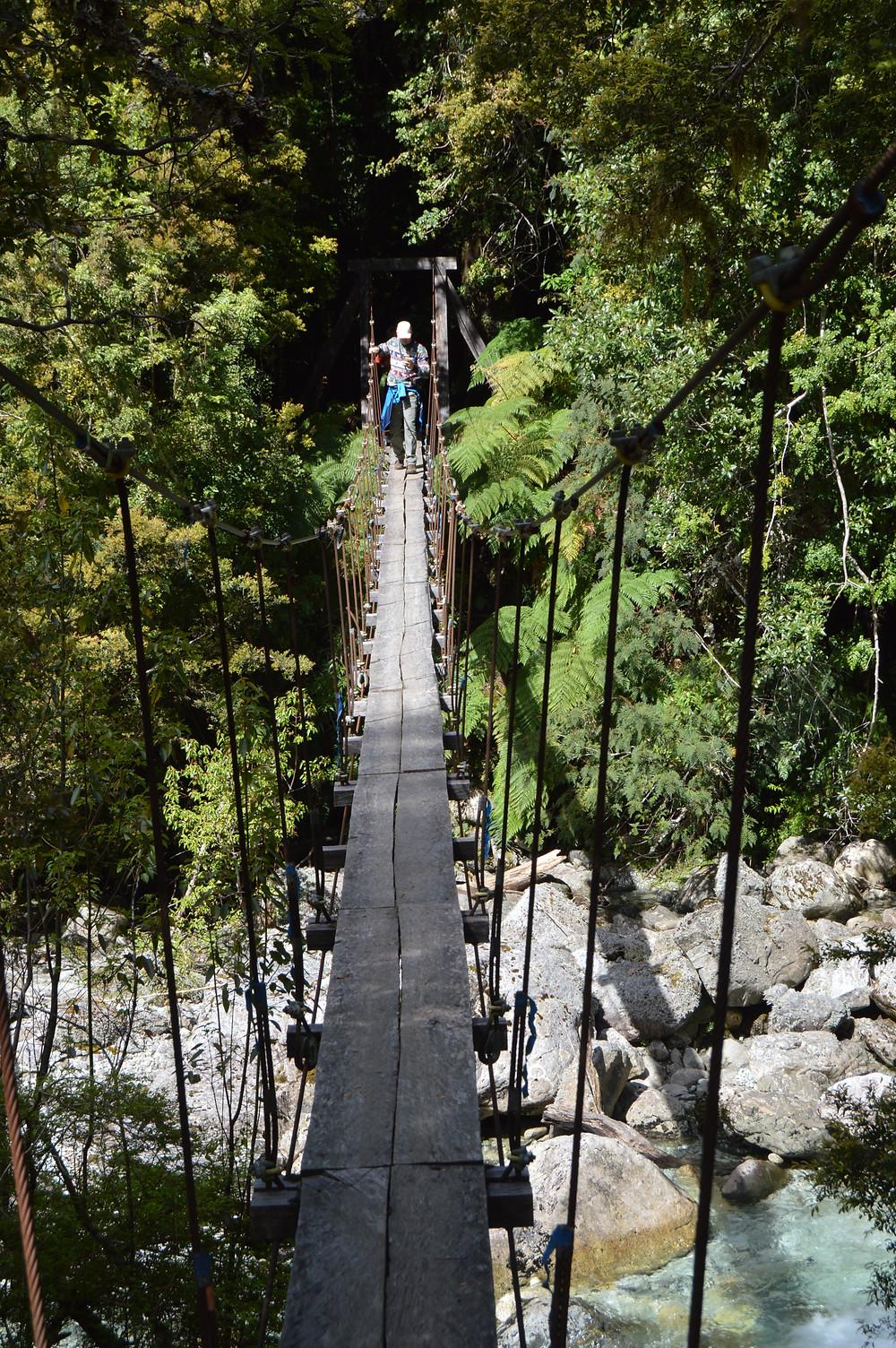 Cochamo valley, trekking