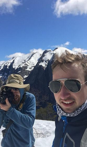 Cerro arcoiris, valle de cochamó, la Junta