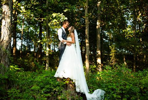 Woods photo op