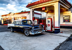 Marty's 1956 Chevy 210!