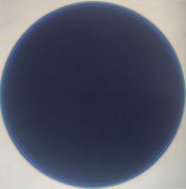 Bild - Corona Schwarz Blau