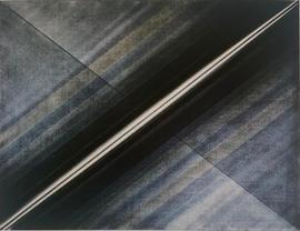 Schlitzbild - Diagonal
