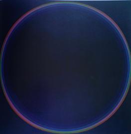 Bild - Corona Blau