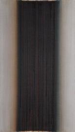 Bild - Dripping schwarz auf Farbe