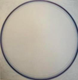 Bild - Weißer Kreis