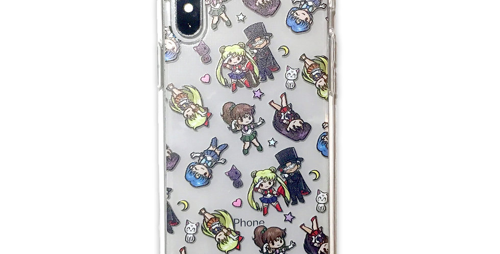 Moonie iPhone Case (X, 11, 12/12Pro)