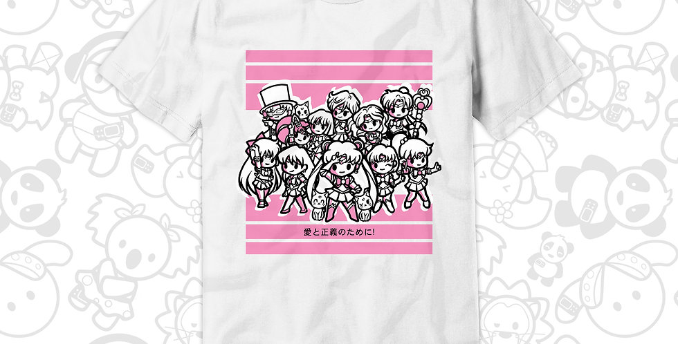 Love +Justice Tee