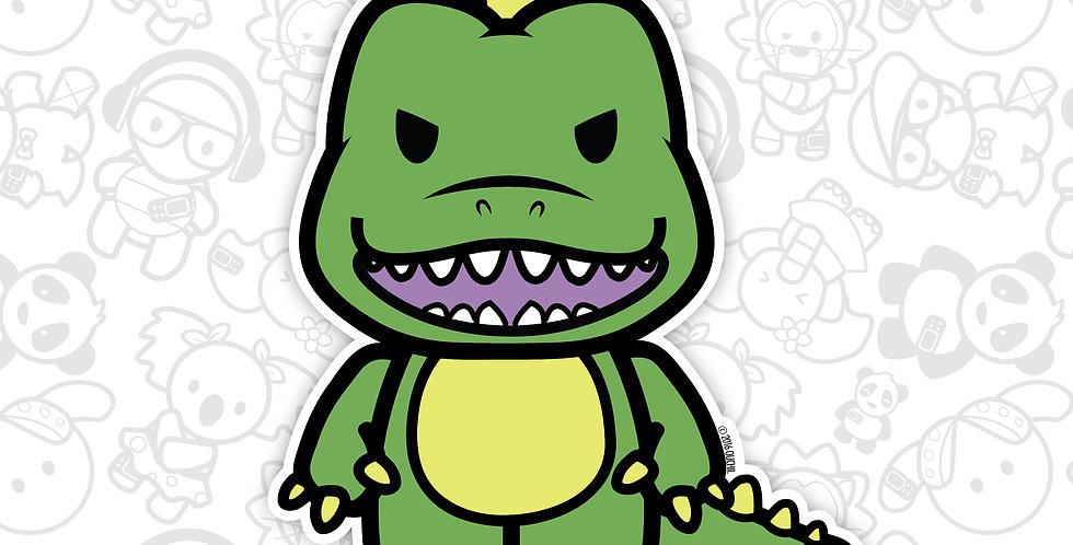 Taro Sticker