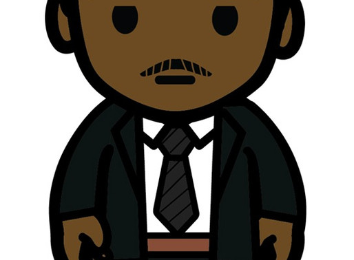 Happy Dr. MLK Jr. Day!