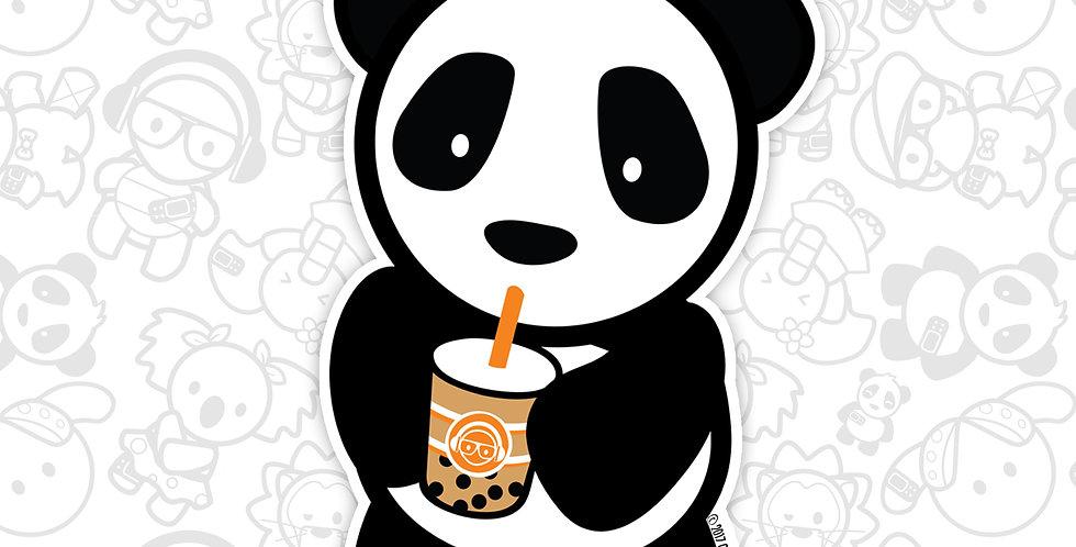 Daquan Boba Party Sticker