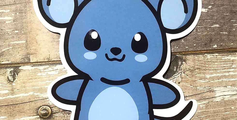 Ikaika Sticker