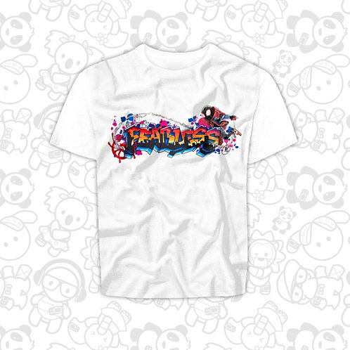 Fearless Spider Tee (Youth)
