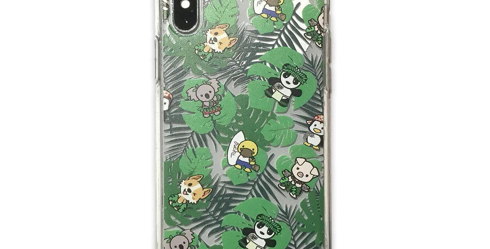 Ouchii Polynesian IPhone Case (X, 11, 12/12Pro)